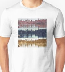 NYC reflections Unisex T-Shirt