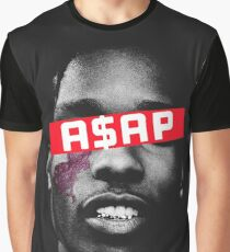 asap red's Graphic T-Shirt