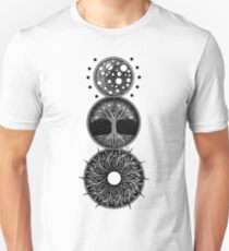 EP. Mond / Leben / Sonne Unisex T-Shirt