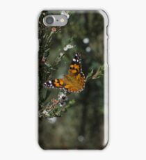 Australian Painted Lady iPhone Case/Skin