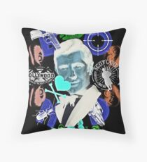 On Her Majesty's Secret Service Throw Pillow
