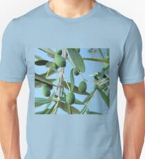 Olives on a Olive Branches Unisex T-Shirt
