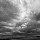 Boiling Sky - Victoria Australia by Norman Repacholi