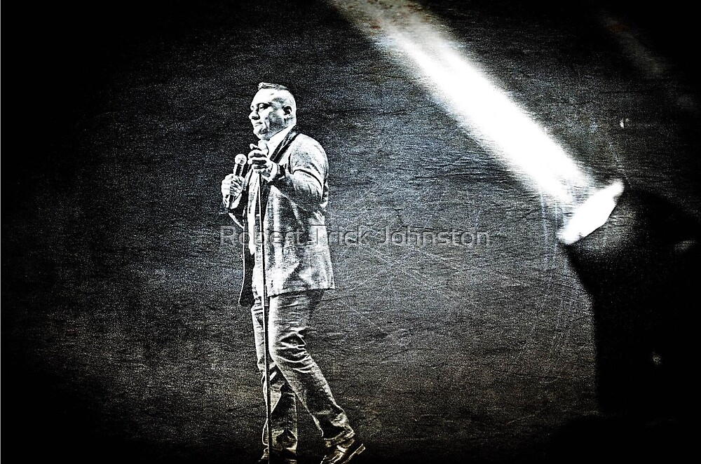 Russell Peters  by Robert Trick Johnston