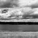 Merrimu Panorama - Victoria Australia by Norman Repacholi