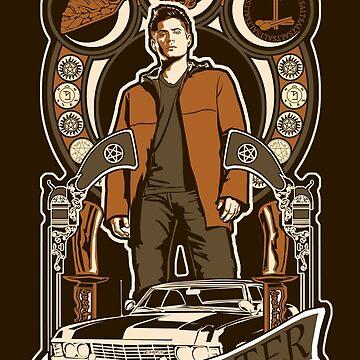 Dean Nouveau by Ryleh-Mason
