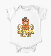 Global Elite (CS:GO) Baby Body Kurzarm