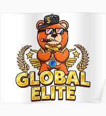 Global Elite (CS:GO) Poster