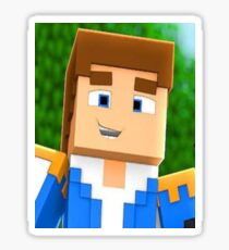 Minecraft Sticker