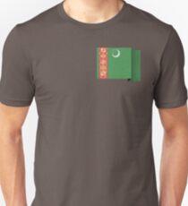 Turkmenistan Unisex T-Shirt
