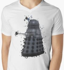 Dalek Men's V-Neck T-Shirt