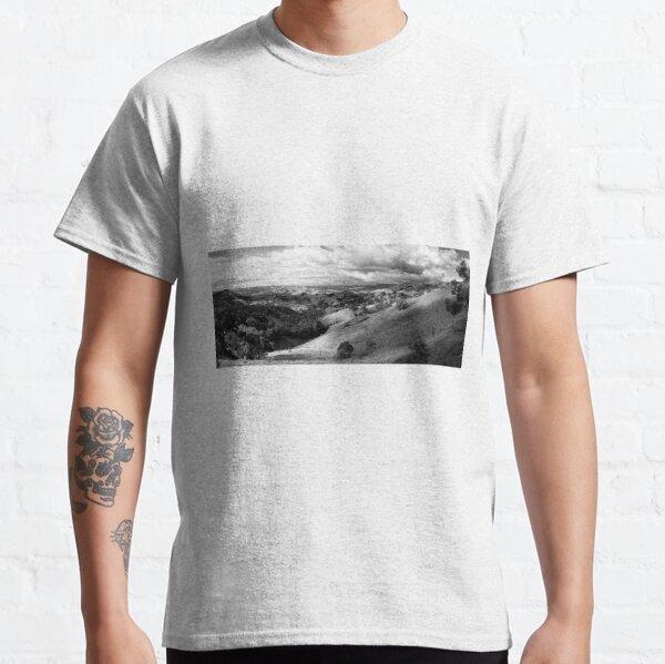Murchison Gap Panorama - Victoria Australia Classic T-Shirt