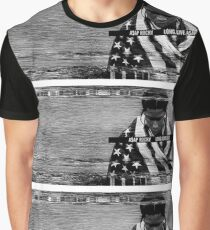 asap u.s.a Graphic T-Shirt