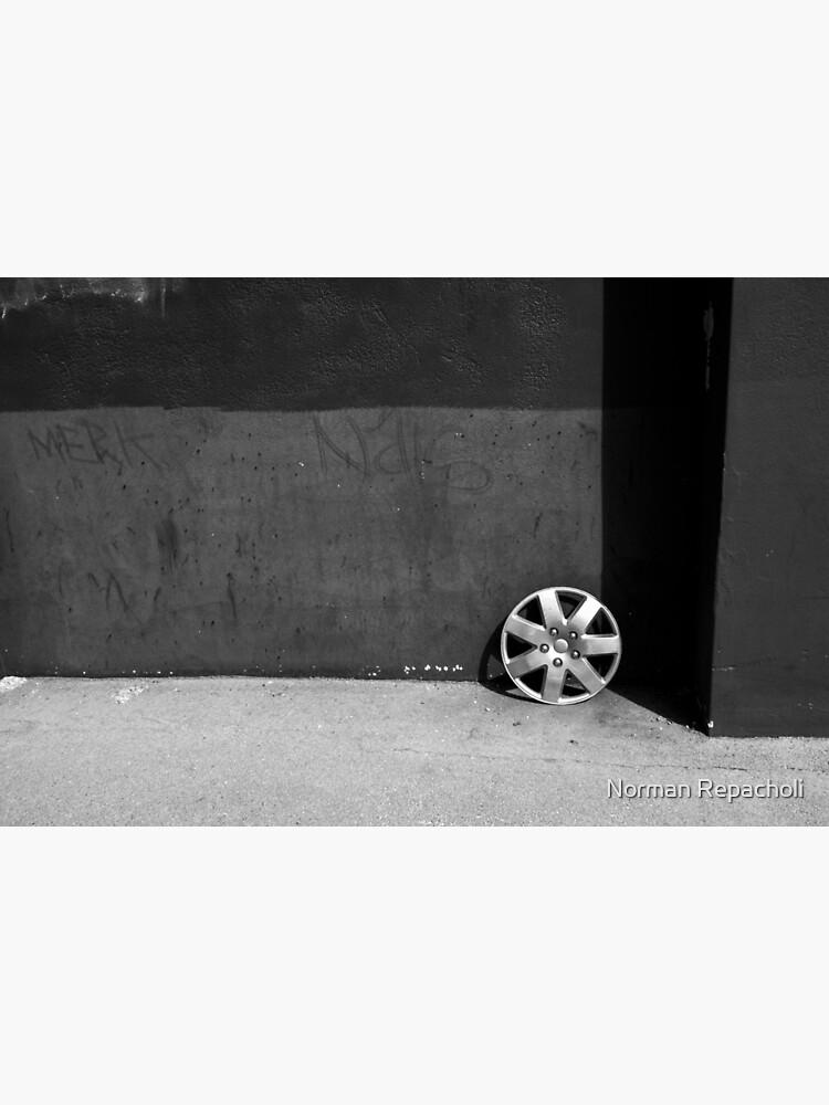 Urban detritus - Brisbane Queensland by keystone