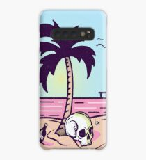 Relax, you're at the beach! Case/Skin for Samsung Galaxy