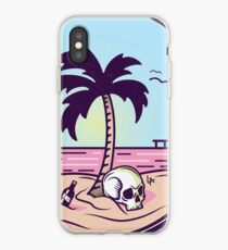 Relax, you're at the beach! iPhone Case