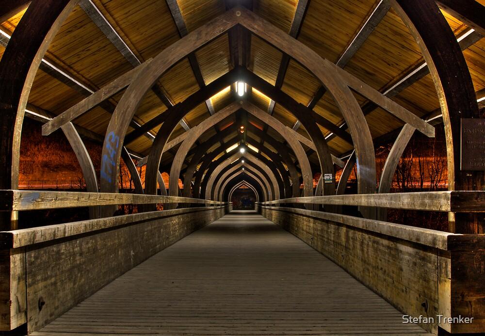 Bridgework by Stefan Trenker