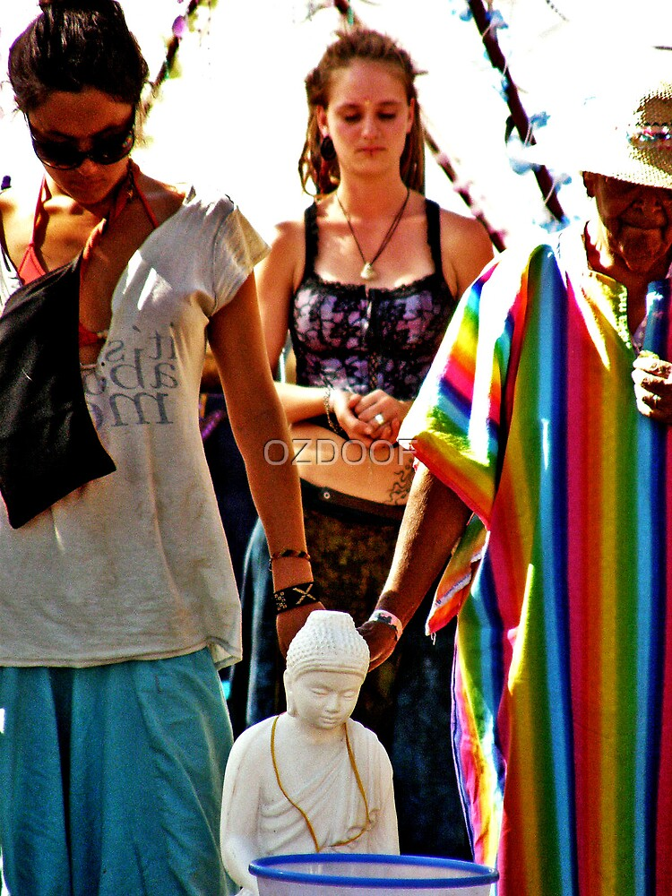 RAINBOW SERPENT FESTIVAL 2008 by OZDOOF