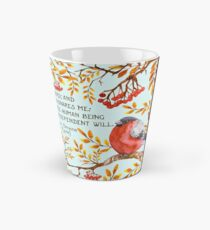 Jane Eyre Quote Tall Mug