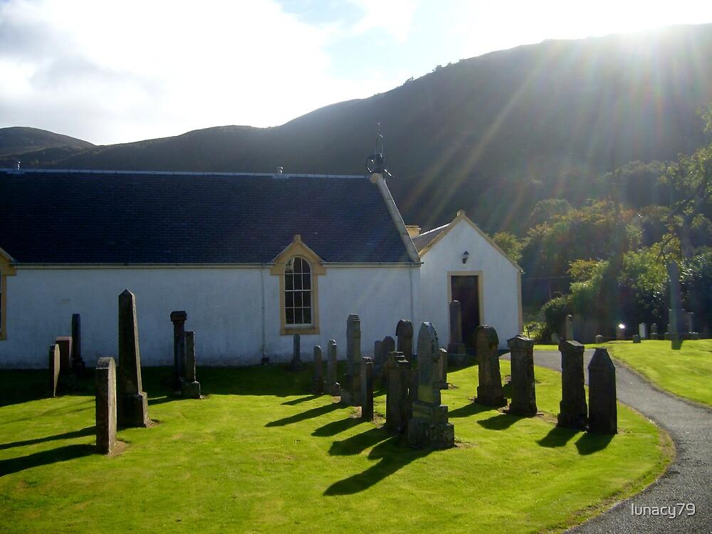 Lochranza Church by lunacy79