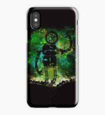mad robot iPhone Case