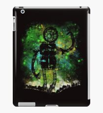 mad robot iPad Case/Skin