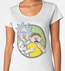 Brickt and Mortie Women's Premium T-Shirt