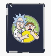 Brickt and Mortie iPad Case/Skin