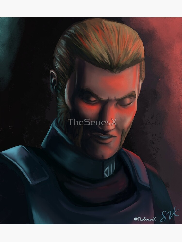 Agent Kallus Greeting Card By Thesenesx Redbubble A tribute to agent kallus, imperial enforcer turned rebel agent in star wars rebels. redbubble
