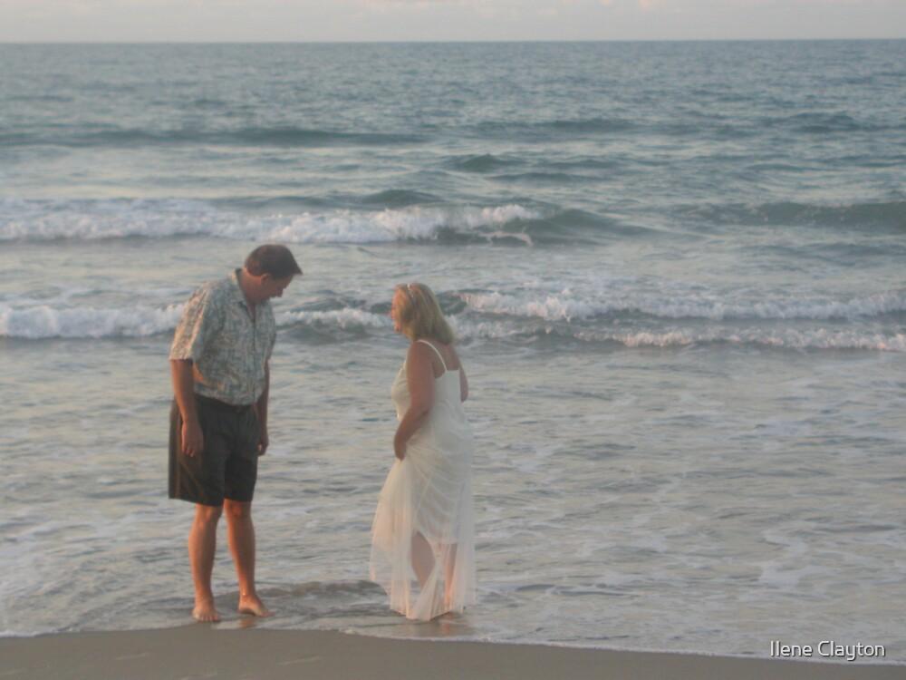 Mr. and Mrs. by Ilene Clayton