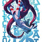 « Kancolle - Shimakaze in tentacles - » par Sedeto