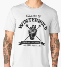Winterhold College Men's Premium T-Shirt