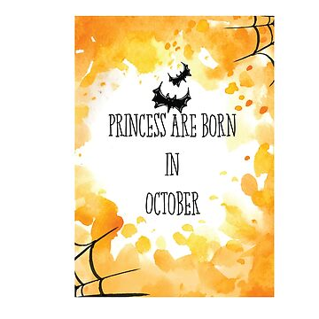 Princesses are born in October! by q5rG9mwlS7v