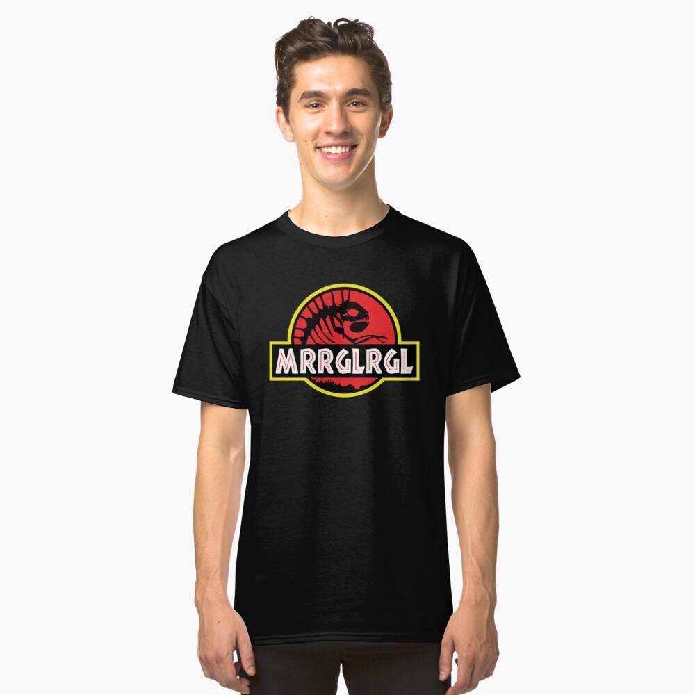 Mrglrgl Park Classic T-Shirt Front