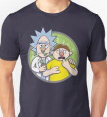Brickt and Mortie v2 Unisex T-Shirt