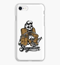 Zoned Out Couch Geek #RBSTAYCAY iPhone Case/Skin