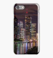 Brisbane City iPhone Case/Skin