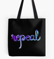 Repeal painted Tote Bag