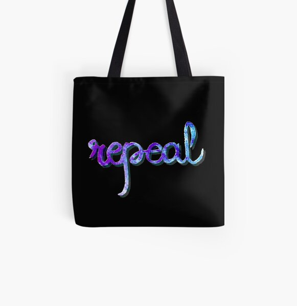 Repeal painted All Over Print Tote Bag