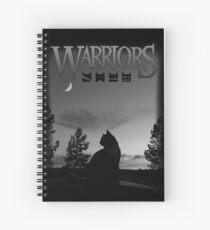 Warrior Cats - Shadowed Clans Spiral Notebook