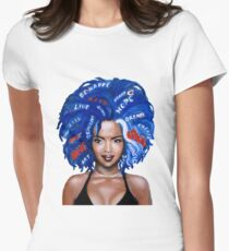 Lauryn Hill – Greatest of All Time Collection – Timeless MC's Women's Fitted T-Shirt