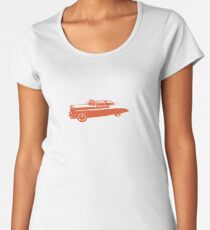 Chevrolet Bel-air Women's Premium T-Shirt