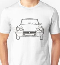 Citroen DS 20, Classic car 1968 T-Shirt