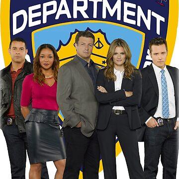 12th Precinct Team by SerePellizzari