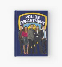 12th Precinct Team Hardcover Journal