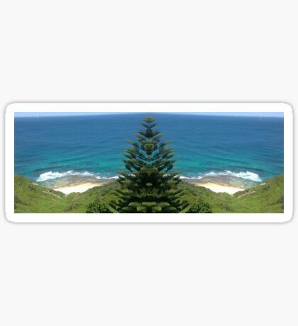 Super Sea Shorebreak Sticker