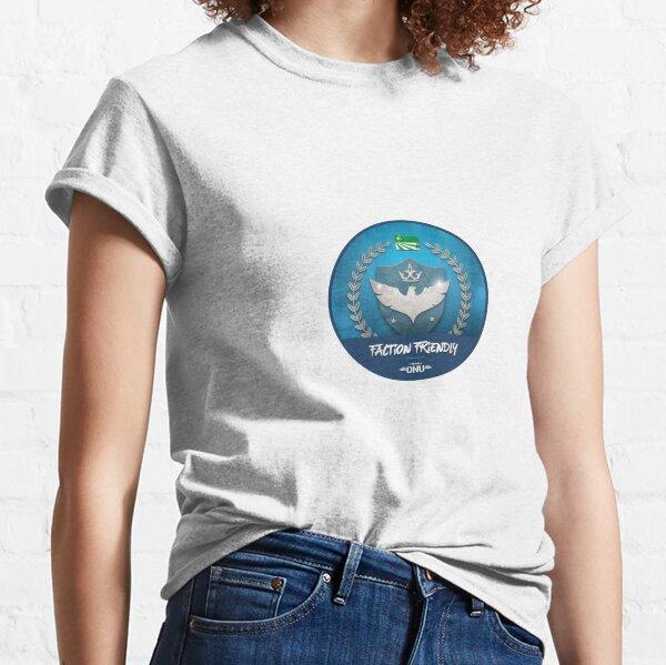 Blason de faction Friendly - Team O.N.U Classic T-Shirt