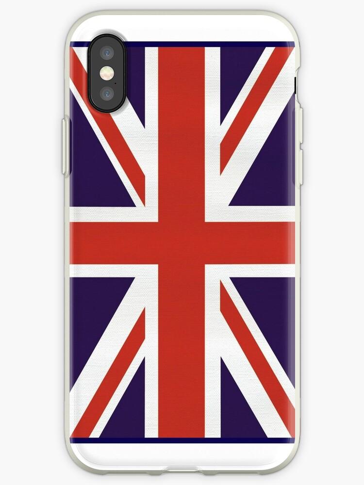 Union Jack Flag by emilysmithart