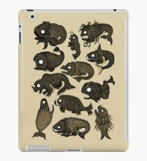 Sea Monster assorted iPad Case/Skin