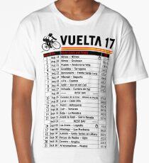 Vuelta a Espana 2017 Long T-Shirt